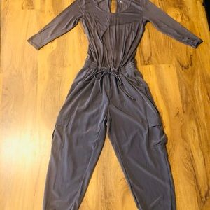 Casual and dressy jumpsuit